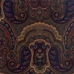 LWP62709W Crayford Paisley Malachite by Ralph Lauren